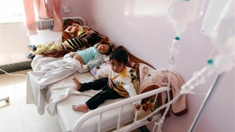 Yemen Cholera Cases Top 76,000, Doctors Die in Surge of Disease
