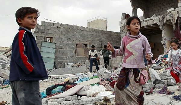4.5 Million Yemen School Kids Face Uncertain Future Amid Saudi-Led Aggression: UNICEF